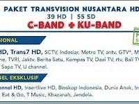 Riview Receiver Nusantara HD Tanaka TN-01 Transvision