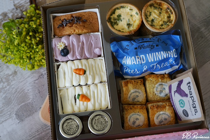 Piglet's Pantry - Vegetarian Afternoon Tea for Two