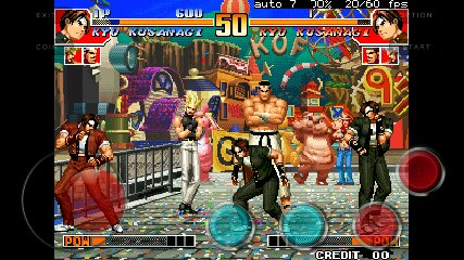 Apk Full Version The King Of Fighters 97 Full Version