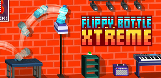 Flippy Bottle Extreme!
