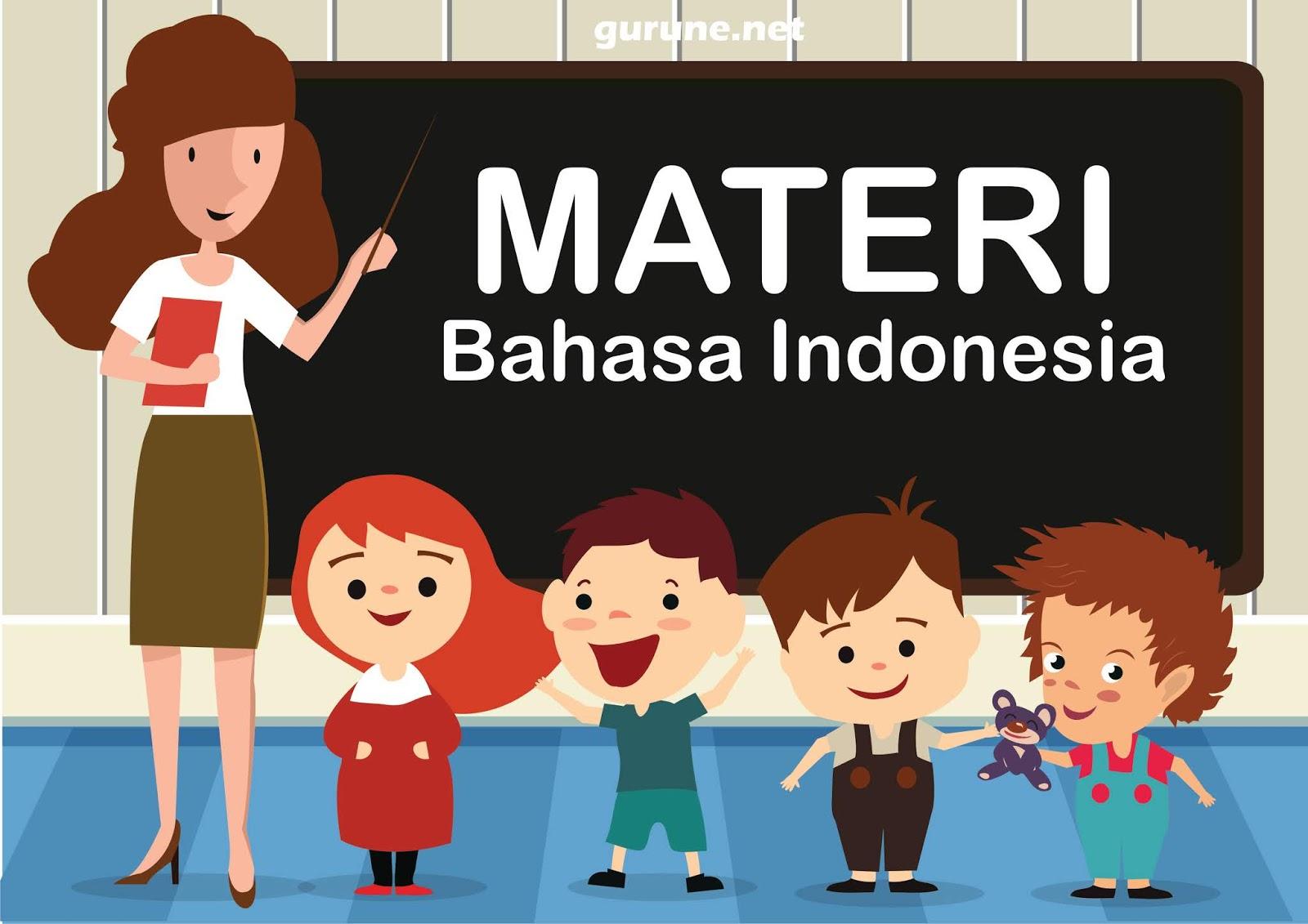 √Hakikat Bahasa Indonesia - gurune.net