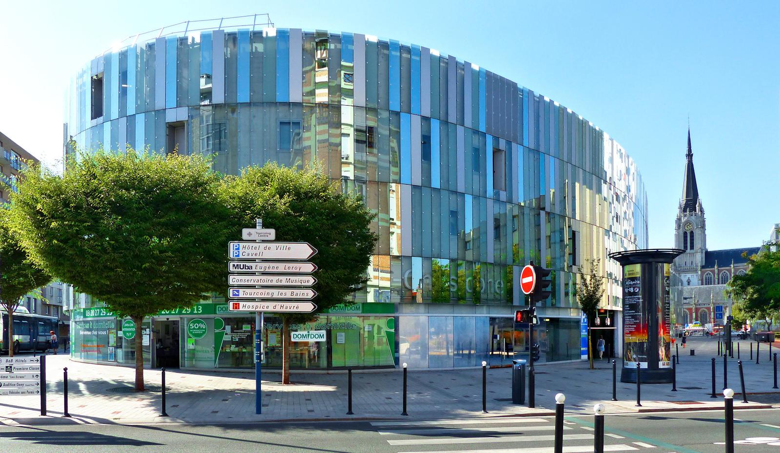 Espace Saint Christophe, Tourcoing Centre