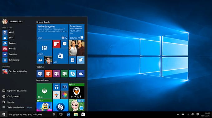 Windows 10 mostra que a Microsoft está ficando para trás