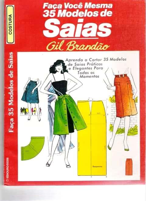 3e9d18897a7b4 تحميل كتاب يحوي 35 موديل تنورات ~ تعليم خياطة-Learn sewing