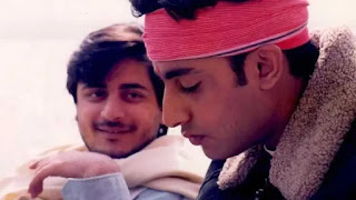 abhishek bachchan and goldie bahal in film 'bas itna sa khwab hai'