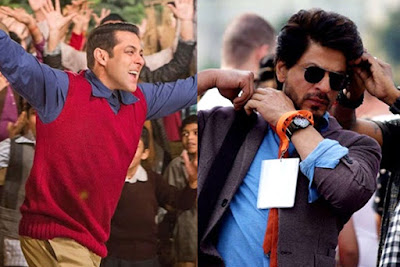 Image : Tubelight VS Jab Harry Met Sejal