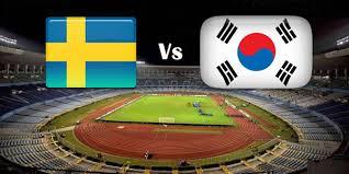 Live sverige sydkorea i fotbolls vm