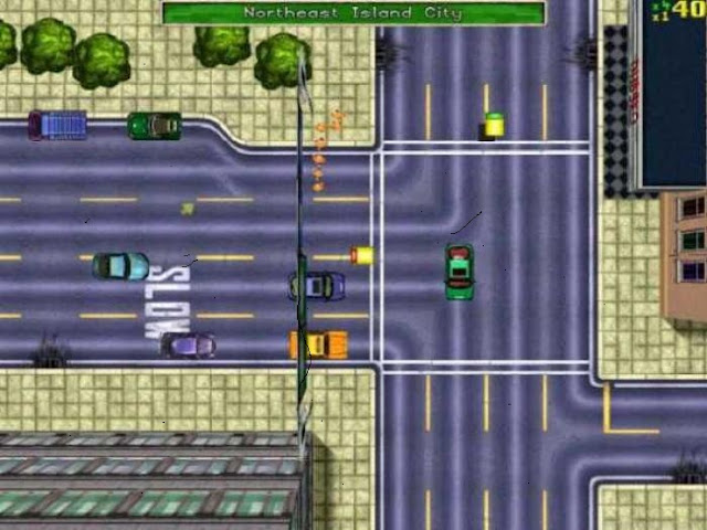 Download Grand Theft Auto (GTA) 1 Highly Compressed File