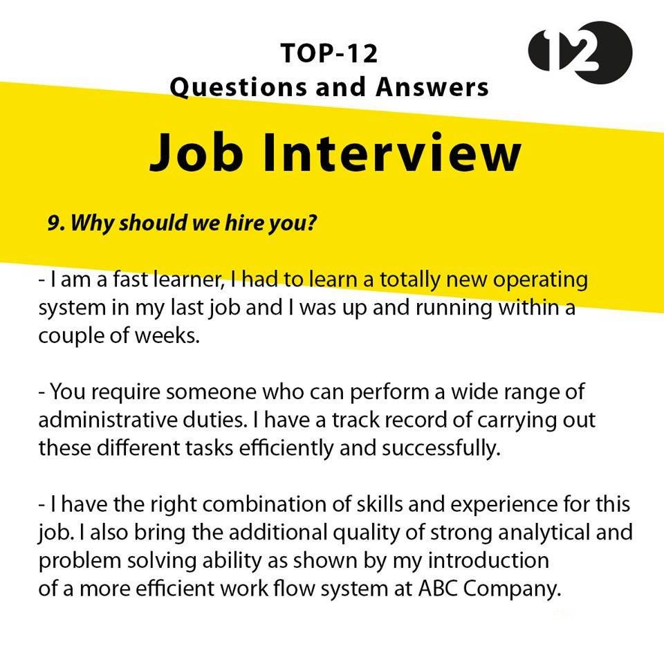 Interview Analytical Questions