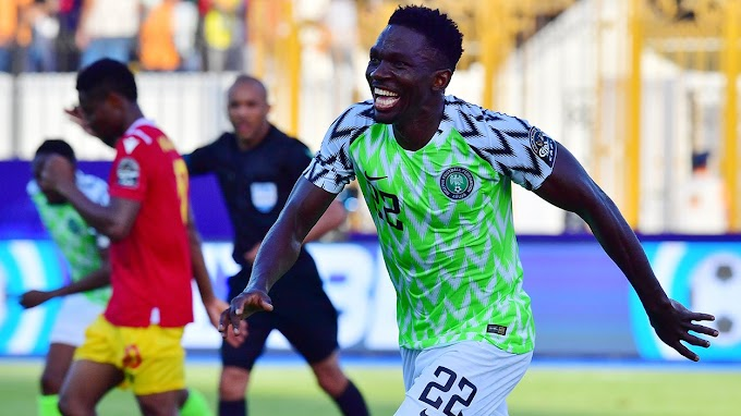 Samuel Kalu and Kenneth Omeruo are Early Birds to Land as Eagles Regroup in Uyo