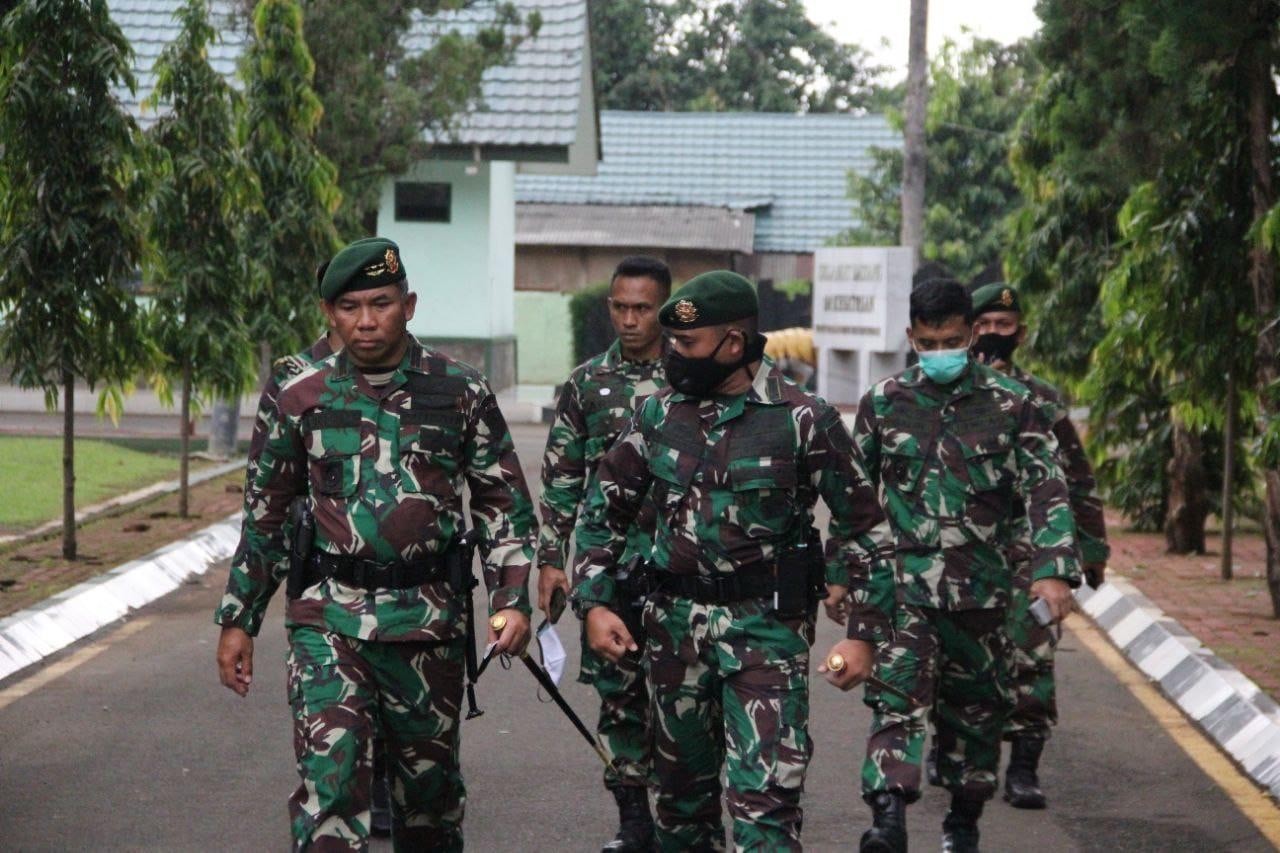 Pangkostrad Kunjungi Yonif Para Raider 305 Kostrad di Karawang