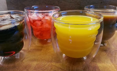 8oz drinks tumblers glasses