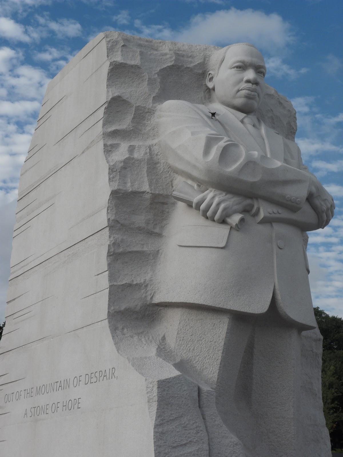 JFK + 50: MARTIN LUTHER KING, JR. MEMORIAL DEDICATED