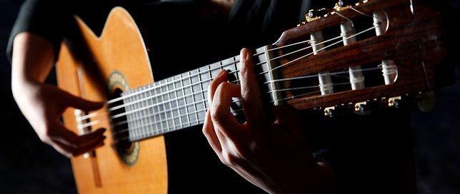 Guitarras, Amplificadores, y Bajos Acústicos
