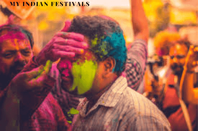 Holi festival short & Long essay in Hindi [2019]