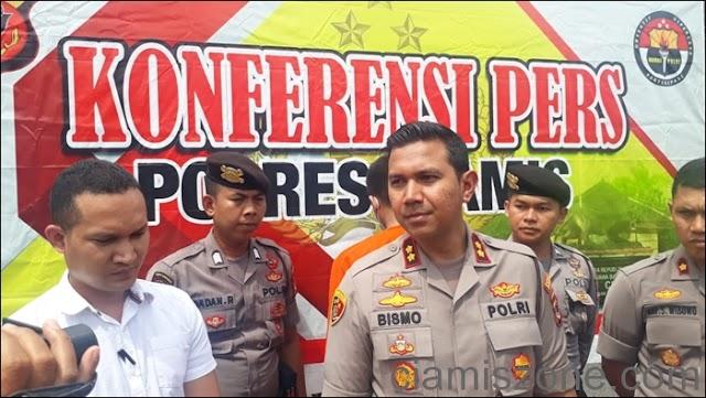 Polres Bekuk Kawanan Curanmor Pangandaran, 7 Unit Mobil Diamankan