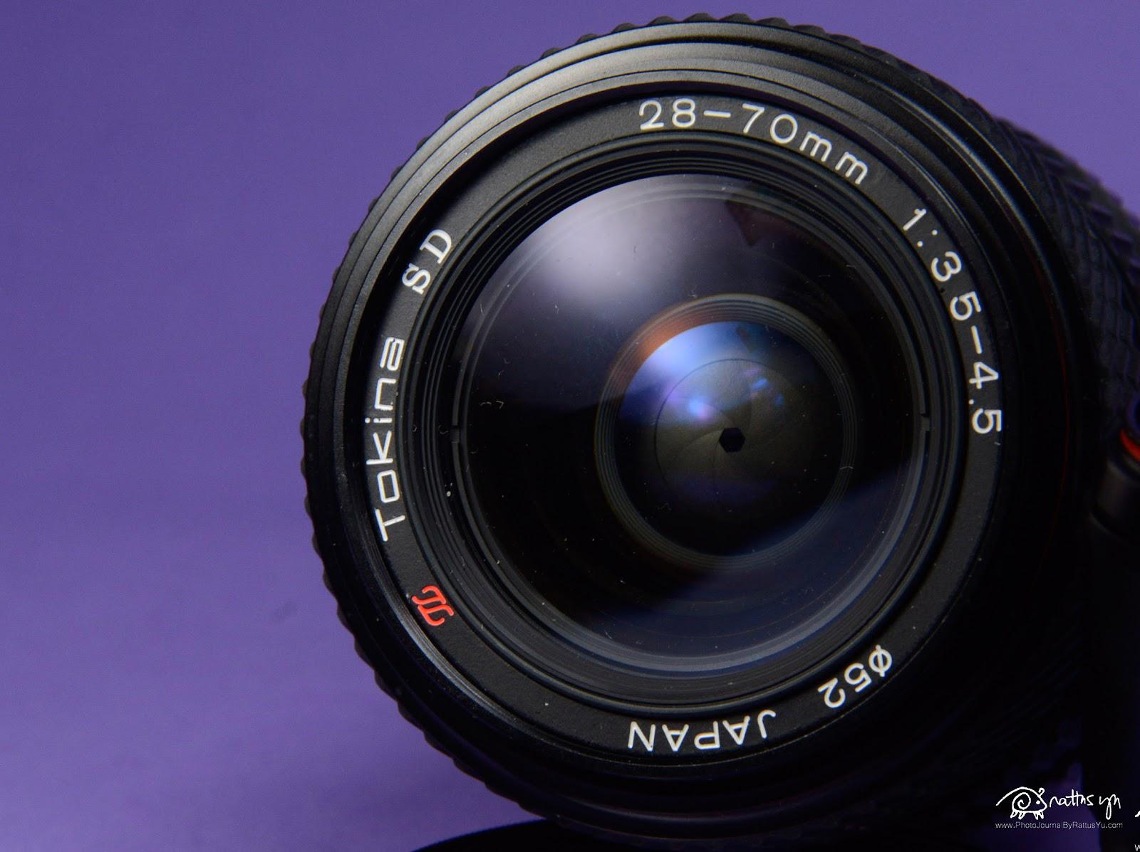 Tokina SD 28-70mm f/3.5-4.5 Macro (Manual Version)