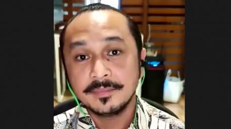 esports indonesia oleh giring ganesha