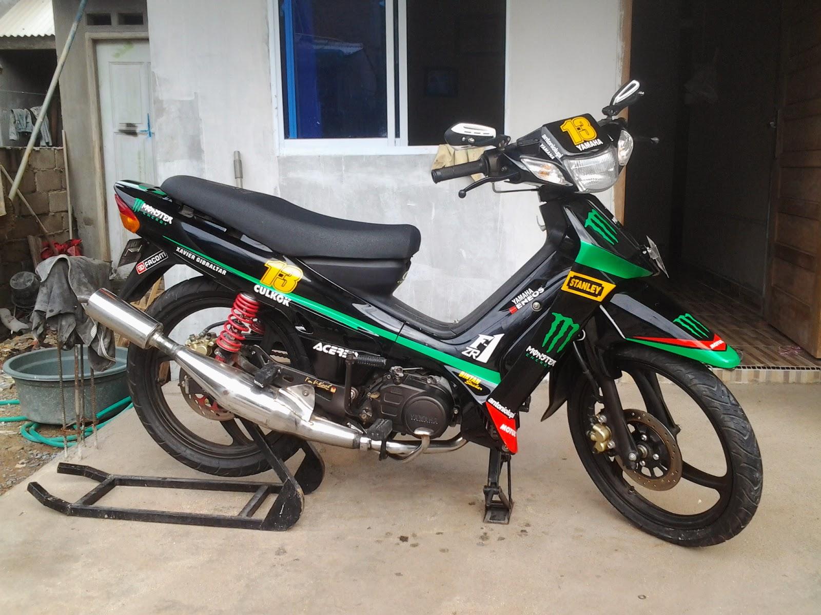 Komunitas Yamaha Force FZ FZR Indonesia Part Dayeuhluhur
