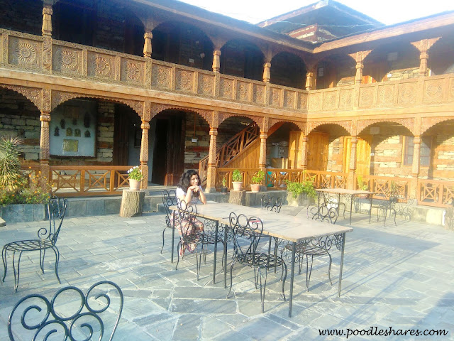 Trip to Manali - Kullu- Naggar Castle