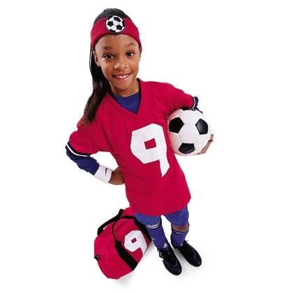 Soccer Star Costume
