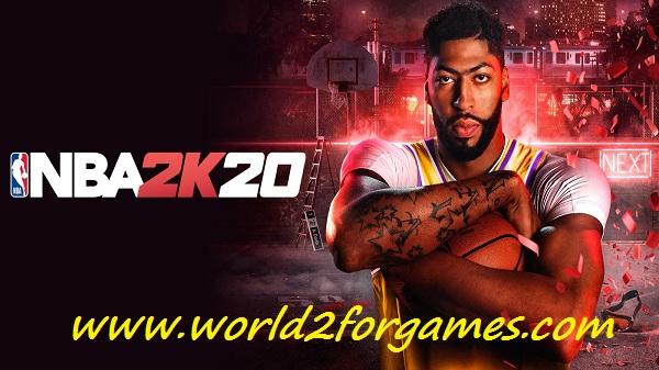 Free Download NBA 2K20