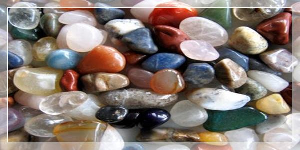 O Poder Transformador das Pedras