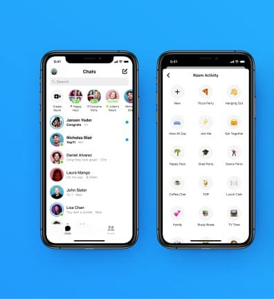 With Zoom still in control, Facebook has modernized its messaging room