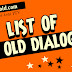 List of PTV Old Famous Drama Dialogues