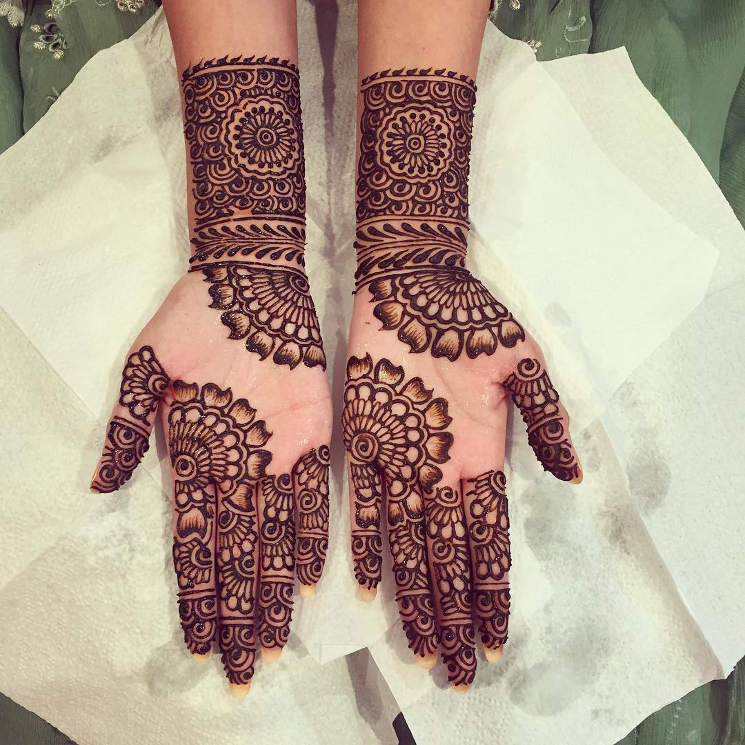Mehndi Designs New Simple : Henna designs uk makedes