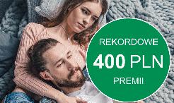 400 zł premii za konto BNP Paribas