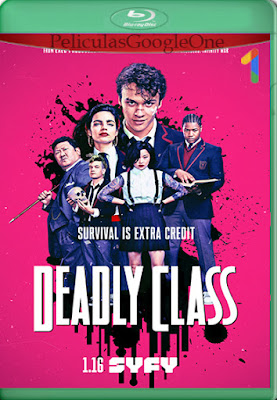 Deadly Class – 1 Temporada (720p) [Latino-Inglés] [Google Drive] – By AngelStoreHD