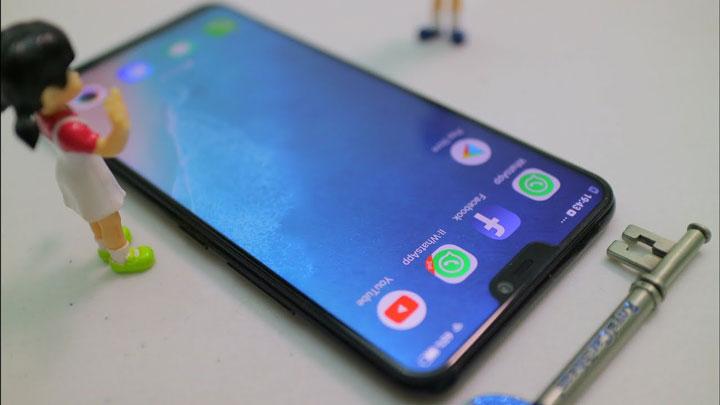 سعر و مواصفات هاتف vivo V9 بنسخة 6GB رام الجديد