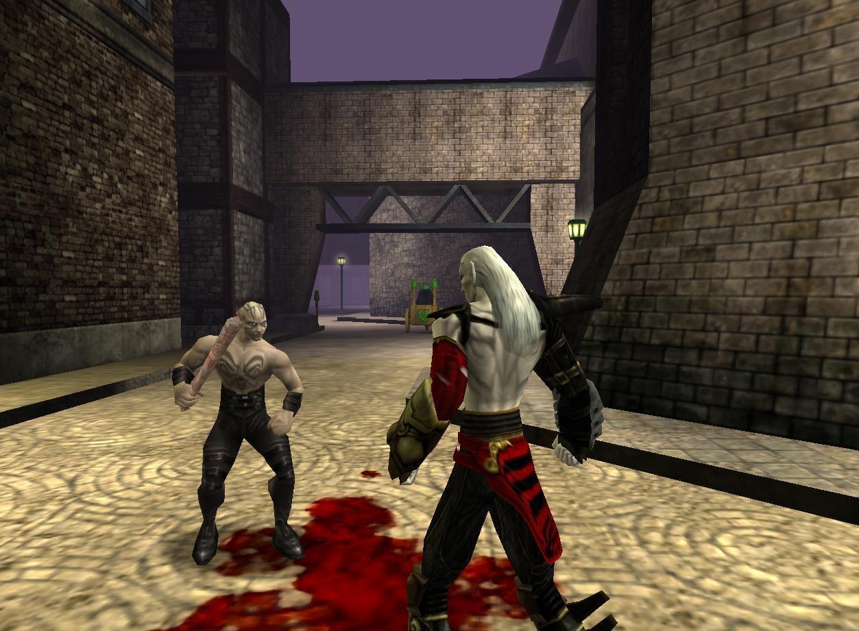 blood omen legacy of kain pc