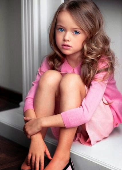 Kristina Pimenova malaikat kecil