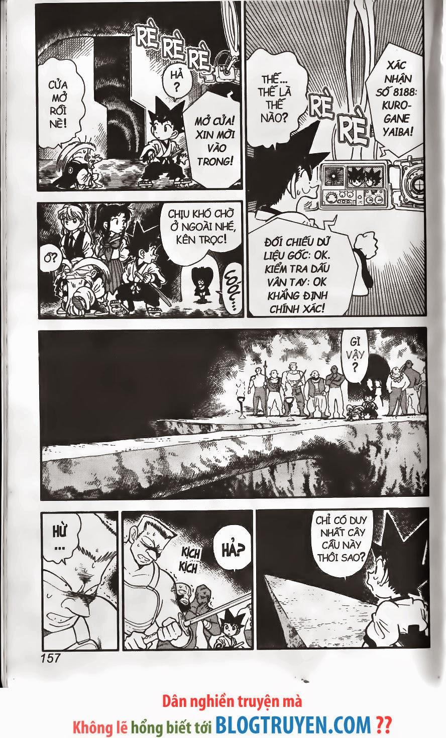 Yaiba chap 242 trang 4