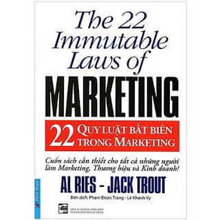 22 Quy Luật Bất Biến Trong Marketing ebook PDF-EPUB-AWZ3-PRC-MOBI