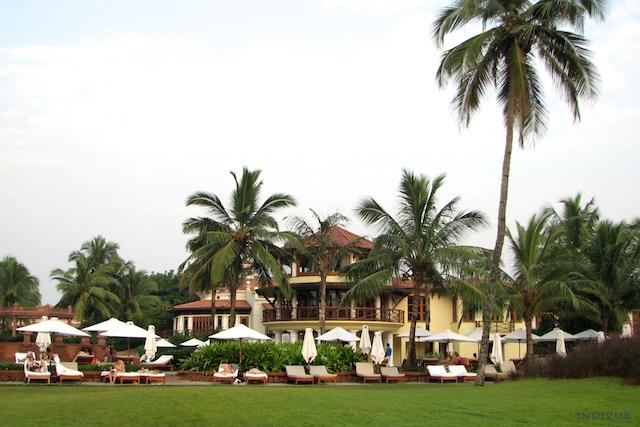 Hotel Park Hyatt Goa Resort and Spa, photo Indivue.com