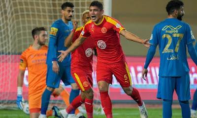 هدف فوز القادسية علي النصر (1-0) الدوري السعودي