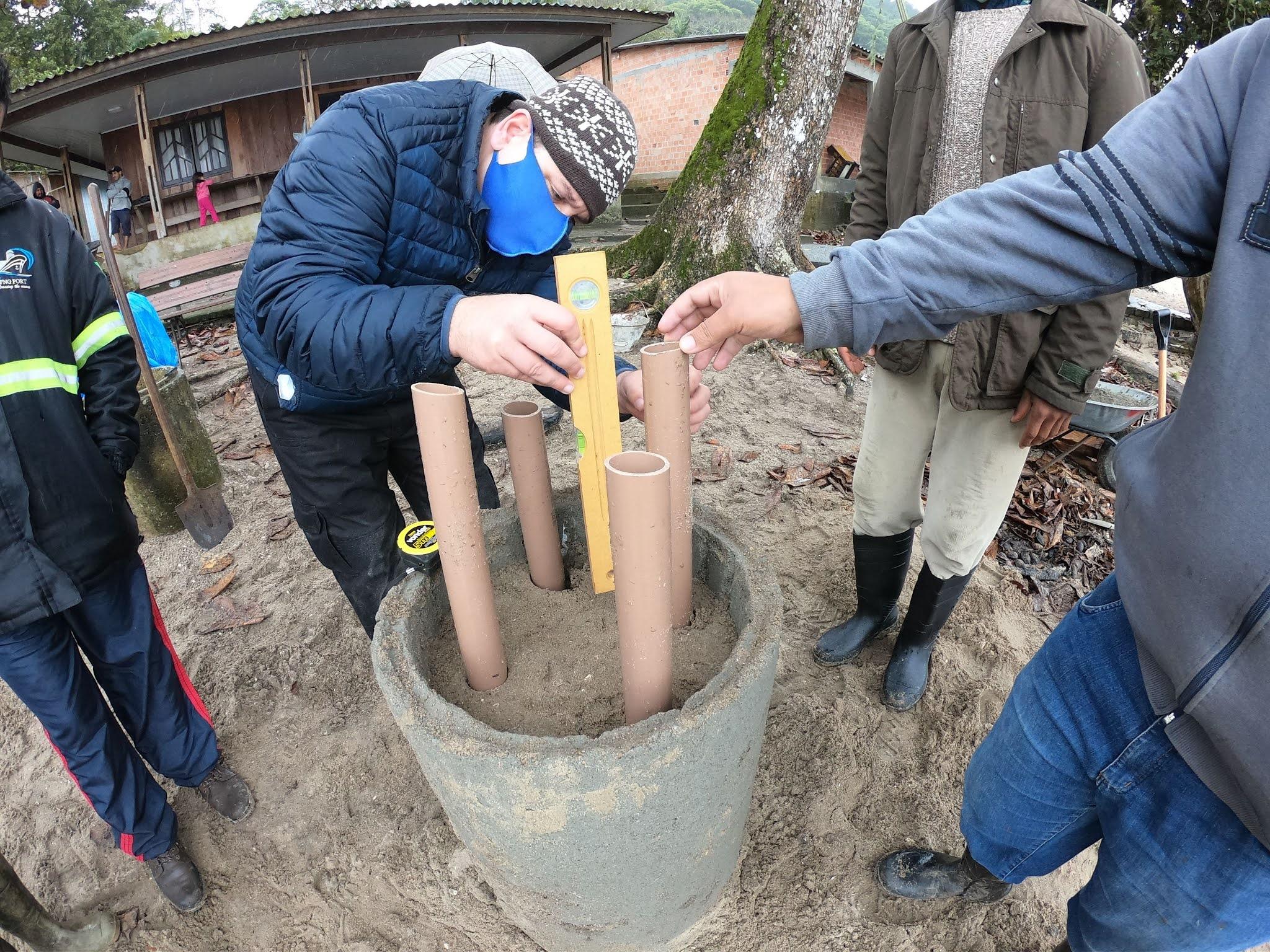 A Portos do Paraná habilita comunidades para proteção de nascentes d'água