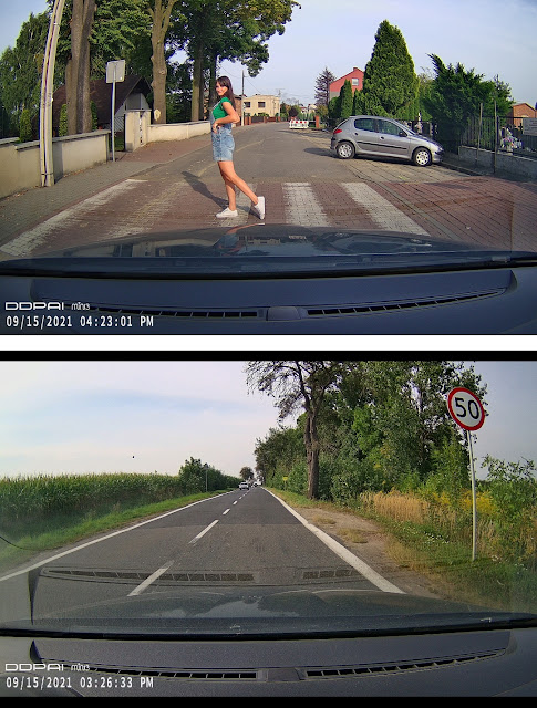 kamera samochodowa DDPAI Mini 3 test i opinie