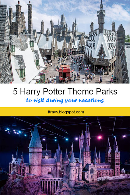 5 Harry Potter Theme Parks to visit