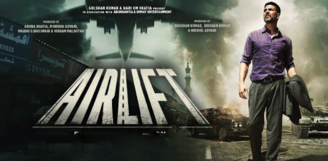 Airlift Hindi Movie Theatrical Trailer 2016 | Akshay Kumar