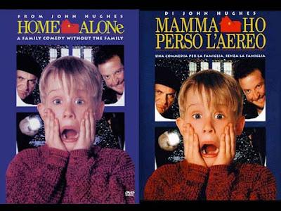 La locandina del film Home Alone / Mamma ho perso l'aereo
