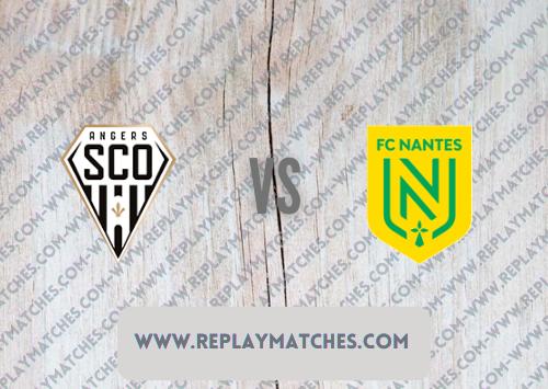Angers vs Nantes Highlights 19 September 2021