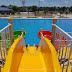 El gobierno inaugura el atractivo parque  acuático en la populosa Jurisdicción Cinco