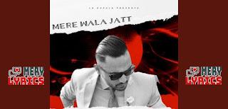Mere Wala Jatt Lyrics By Prem Dhillon