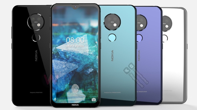 Nokia 7.2 (2020): Full Phone Specs, Reviews and Price in Pakistan