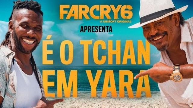 É o Tchan Em Yara | Ubisoft colocou mais abundância em Far Cry 6