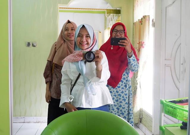 Gathering Blogger Bengkulu x Alea, Sparkling Your Beauty